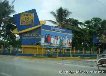 Cierra el Colegio Villa Rica en Coatzacoalcos - Imagen de Veracruz