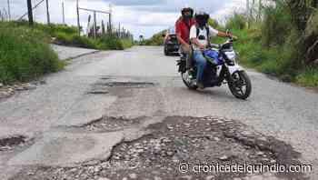$51.000 millones para mejorar vías en Pijao, Génova, Montenegro, Circasia y Filandia - La Cronica del Quindio