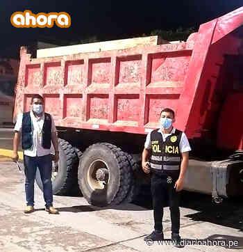 MP interviene a exalcalde Juanjuí con madera ilegal - DIARIO AHORA