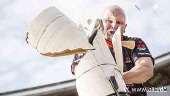 Trauer um Dirk Braun (†50) - Ex-Bodybuilding-Meister verunglückt mit Schneemobil - BILD