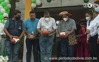 Presidente Arce inaugura la Casa Social del Maestro Rural en Villamontes - Periódico Bolivia
