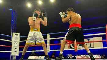 Boxe, la palestra della Montagnola sforna un altro campione: a Damiano Falcinelli va il titolo italiano