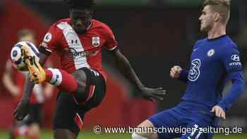 Premier League: Tuchel weiter unbesiegt: Chelsea mit Remis in Southampton