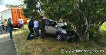 Trágico accidente de tránsito en la vía Pore – Trinidad - Noticias de casanare   La voz de yopal - La Voz De Yopal