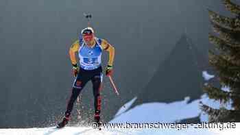 Biathlon-WM: Deutsche Männer nur Staffel-Siebter - Norwegen siegt