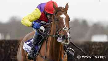 Remastered takes the Bateaux London Reynoldstown Novices' Chase - ITV News