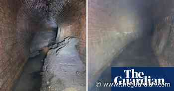 Workers clear 'huge, disgusting' fatberg from London sewer - The Guardian