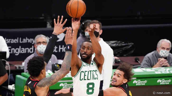Celtics Wrap: Kemba Walker Helps Boston Bounce Back Vs. Hawks In 121-109 Win