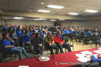 Steelworkers local 9344 in Sept-Iles overwhelmingly reject contract with IOC - The Telegram