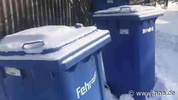 Die Müllentsorgung ist weiter problematisch - HNA.de