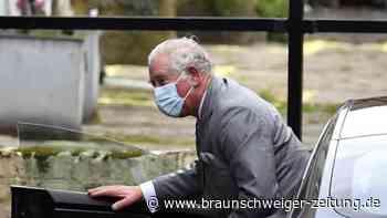Britisches Königshaus: Prinz Charles besucht Vater Prinz Philip im Krankenhaus