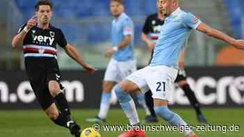 Serie A: Bayern-Gegner Lazio weiter heimstark - Sieg gegen Sampdoria