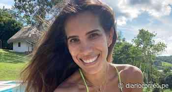 """Vanessa Tello recuerda su debut televisivo como """"la chica del comercial de la sombrilla"""" (VIDEO) - Diario Correo"""