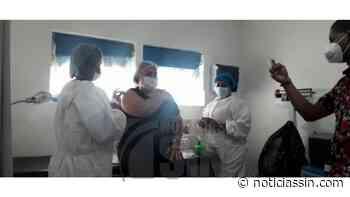 Inicia jornada de vacunación contra el coronavirus en Montecristi - Noticias SIN - Servicios Informativos Nacionales