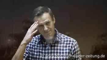 Urteil: Neben Haftstrafe: Nawalny zu hoher Geldstrafe verurteilt