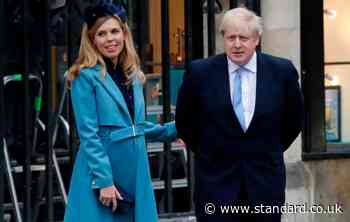 Tory think tank calls for inquiry into Carrie Symonds' influence over Government
