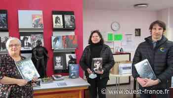 Sainte-Flaive-des-Loups. Batman prend ses quartiers d'hiver à la bibliothèque - Ouest-France