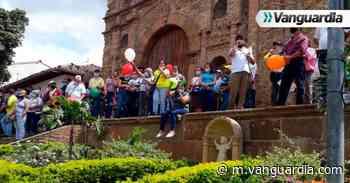 En medio de protestas, Curití aprobó la creación de una triple A - Vanguardia