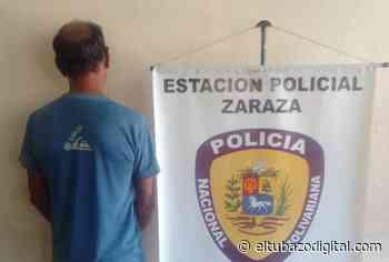 ZARAZA / Lo buscaban por homicidio y cayó mansito - El Tubazo Digital