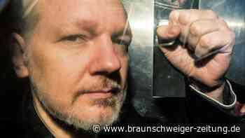 USA legen Berufung gegen Nicht-Auslieferung von Julian Assange ein - Braunschweiger Zeitung