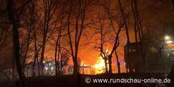 Schleiden: Polizei überführt mutmaßlichen Brandstifter von Vogelsang - Kölnische Rundschau