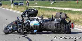 Much: Kölner Motorradfahrer stirbt bei Unfall mit Euskirchener - Express.de
