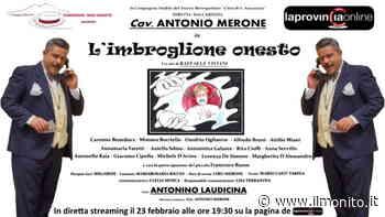 """Omaggio a Nino Taranto, in streaming """"L'imbroglione onesto"""" di Antonio Merone - ILMONITO"""