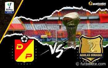 Pronósticos Pereira vs Águilas | Apuestas Liga FPC | Fanaticadas - Futbolete
