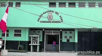 Chiclayo: caen dos presuntos integrantes de Los Vándalos de Monsefú LRND - LaRepública.pe