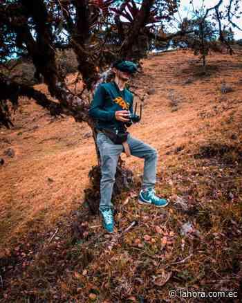 Con su dron de carreras quiere fomentar el turismo de Ambato y Tungurahua - La Hora (Ecuador)