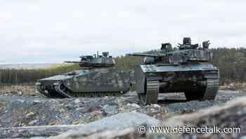 Norwegian Army Adding 20 CV90s to its Fleet