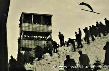 Erinnerung: Tettau – einst Mekka der Skispringer - inSüdthüringen