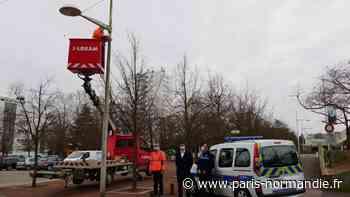 À Mont-Saint-Aignan, près de Rouen, la vidéosurveillance se déploie sur la place Colbert - Paris-Normandie