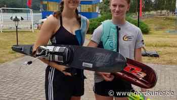 Junge Sportlerin aus Feldberg will zur Wasserski-EM - Nordkurier