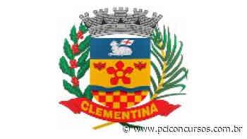 Processo Seletivo: Prefeitura de Clementina - SP anuncia novo edital com 10 vagas - PCI Concursos