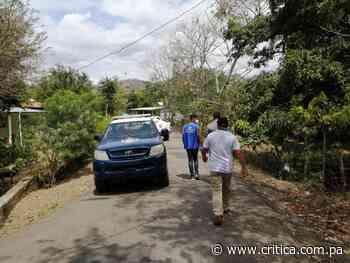 Instalan cerco sanitario en Flores de Tonosí por incremento de casos Covid-19 - Crítica Panamá