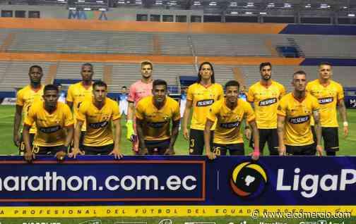 Barcelona remontó el marcador y se impuso 3-2 ante el Manta, en el Jocay - El Comercio (Ecuador)