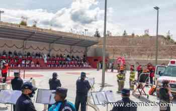 Latacunga cuenta con un nuevo cuartel para los bomberos - El Comercio (Ecuador)