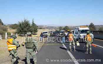 Muere ciclista de un balazo durante su entrenamiento, en Calpulalpan - El Sol de Tlaxcala
