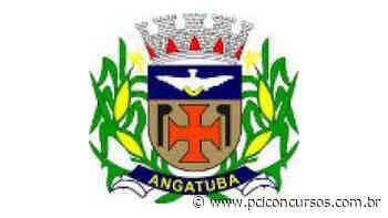Processo Seletivo é retificado pela Prefeitura de Angatuba - SP - PCI Concursos