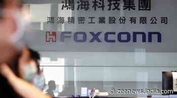 Apple supplier Foxconn says 'limited impact' from chip shortage on clients