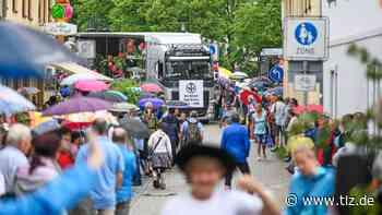 Kurstadt Bad Berka plant für Brunnenfest - Thüringische Landeszeitung