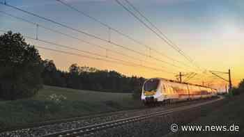 Vergewaltigung in Bad Berka: Minutenlanges Martyrium! Mädchen (13) auf Zugfahrt missbraucht - news.de