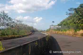 Ruta Abundancia-San Ramón 6 meses más en abandono - San Carlos Digital