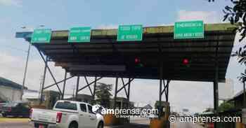 Temen retraso en ampliación de carretera San José-San Ramón si se suspenden peajes - amprensa.com