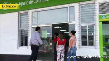 Gerente del Banco Agrario de Nátaga, estuvo retenido por disidentes • La Nación - La Nación.com.co