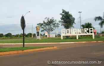 Processo Seletivo Prefeitura de Goianira GO: Edital 2021 e Inscrições - Edital Concursos Brasil