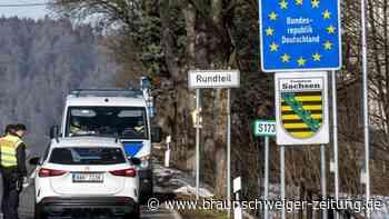 Deutschland: Fast 16.000 Personen bei Grenzkontrollen abgewiesen
