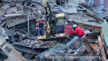 Unglück: Mindestens drei Tote bei Fabrik-Einsturz in Russland