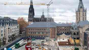 Museum: Ältestes Judenviertel Deutschlands in Köln entsteht neu